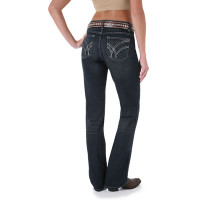 Wrangler Women's Q-Baby Ultimate Riding Jean Absolute Star