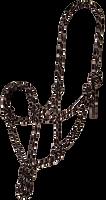 Horseman's Nylon Rope Halter