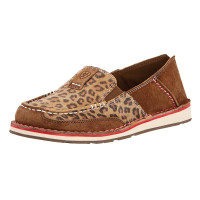 WOMEN'S ARIAT CHEETAH CRUISER SHOE