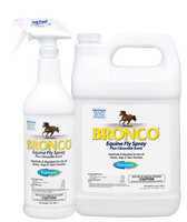 BRONCO EQUINE FLY SPRAY PLUS CITRONELLA SCENT 32 OZ.