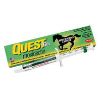 QUEST GEL HORSE DEWORMER