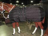 420D Stable Blanket with Belly Band
