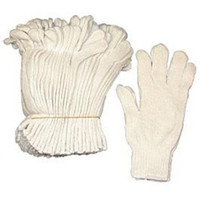 DENNARDS COTTON BLEND ROPING GLOVES - 24 PACK