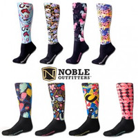 Noble Outfitters Over The Calf Girl's Peddies