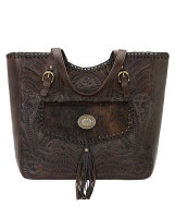 American West, conceal carry tote.