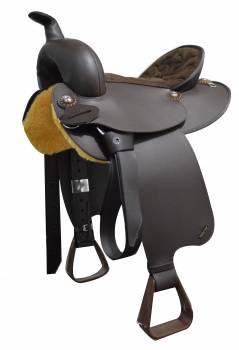 Wintec Youth Saddle - Seat 12 & 13""