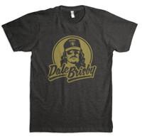 DALE BRISBY GOLD LOGO T-SHIRT