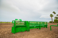 CHUTE HELP FULLY AUTOMATIC ROPING CHUTE