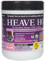 HEAVE HO - FOR ALLERGIES, COPD & COUGHING IN HORSES