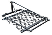 PRIEFERT 4'X8' PI CHAIN HARROW WITH LIFT