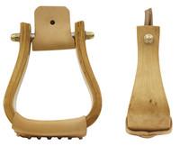 Wooden 3 Inch Bell Stirrup