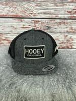 HOOEY ORIGINAL TRUCKER CAP BLK