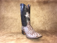 BLACK JACK RIO GRANDE KANGO FULL QUILL OSTRICH BOOTS