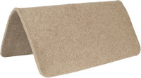100% Tan Wool Pad Protector