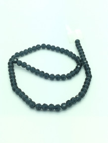 8mm Montana Faceted Round