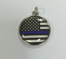 18mm Thin Blue Line Flag