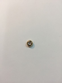 Slide Clasp Gold 8mm x 4mm
