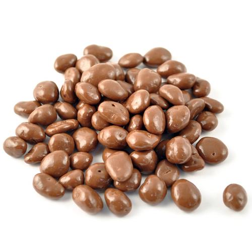 Milk Chocolate Covered Raisins | Finest Dark Belgian & Milk Chocolates from Lang's Chocolates