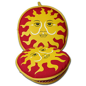 Red Sun Tortilla Warmer
