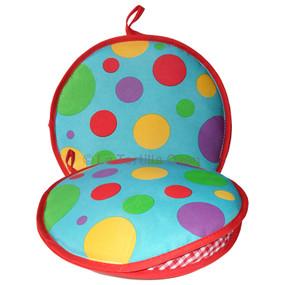 Color Polka Dots Tortilla Warmer