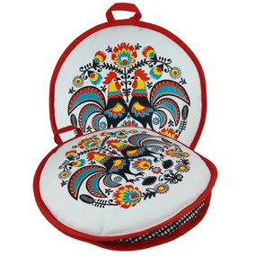 Rooster Tortilla Warmer