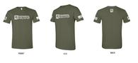 PTS Syndicate Green Shirt