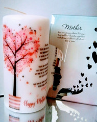 Large Keepsake Candle