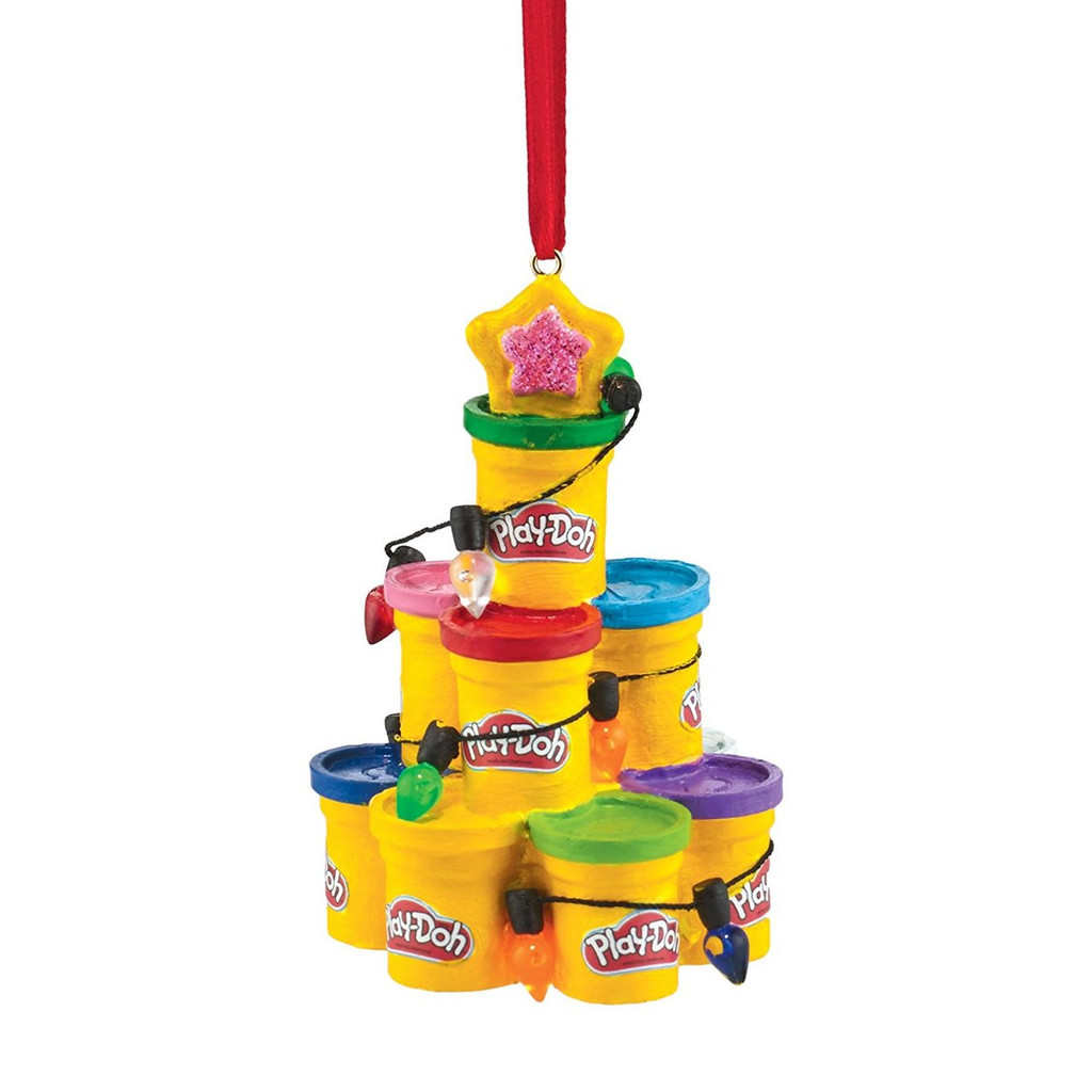 Department 56--Hasbro Play-Doh Tree Ornament