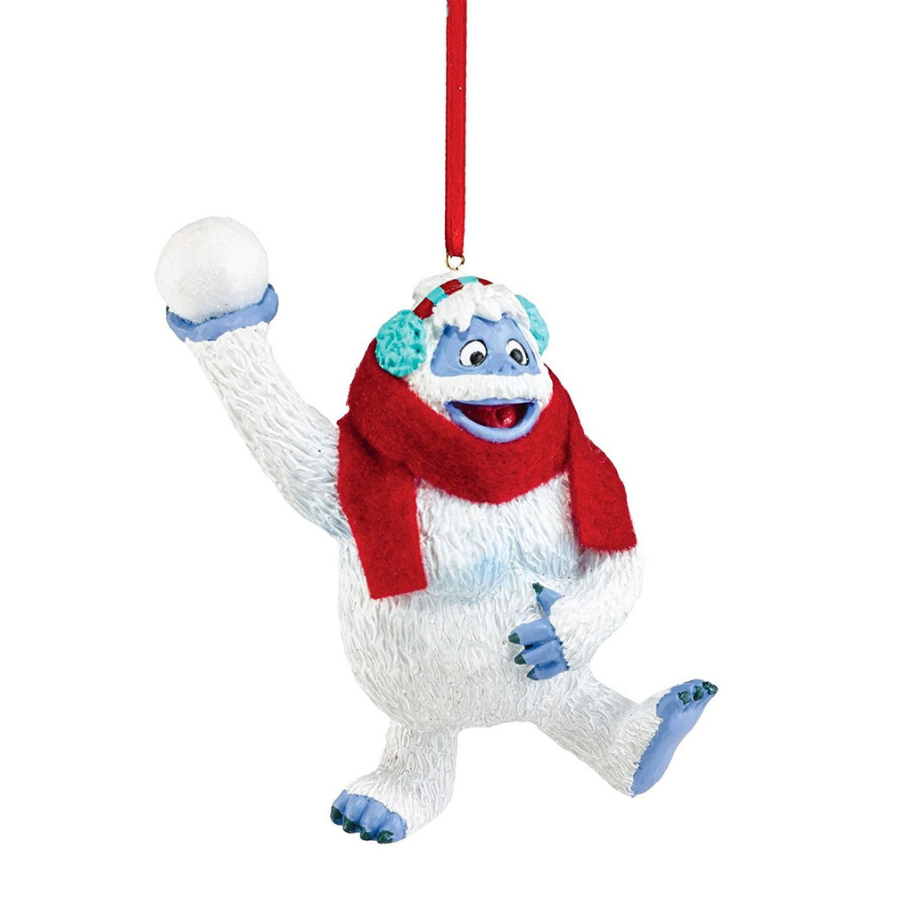 Department 56-- Bumble with Snowball Ornament