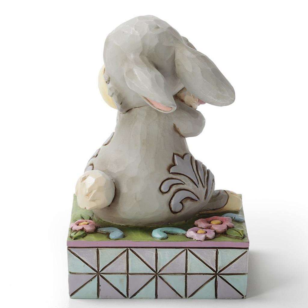 "Jim Shore Disney Traditions - Thumper ""Spring Has Sprung"""