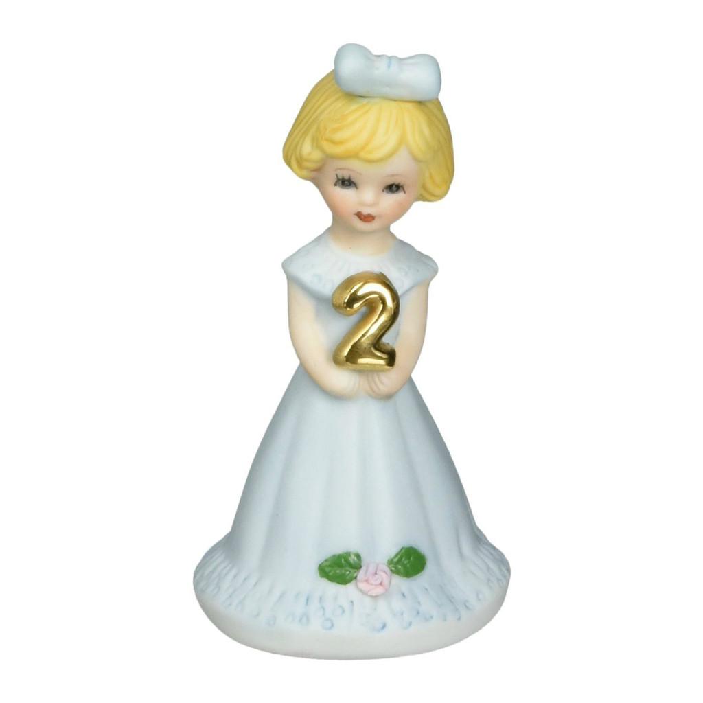 Growing Up Girls -- Blonde Age 2