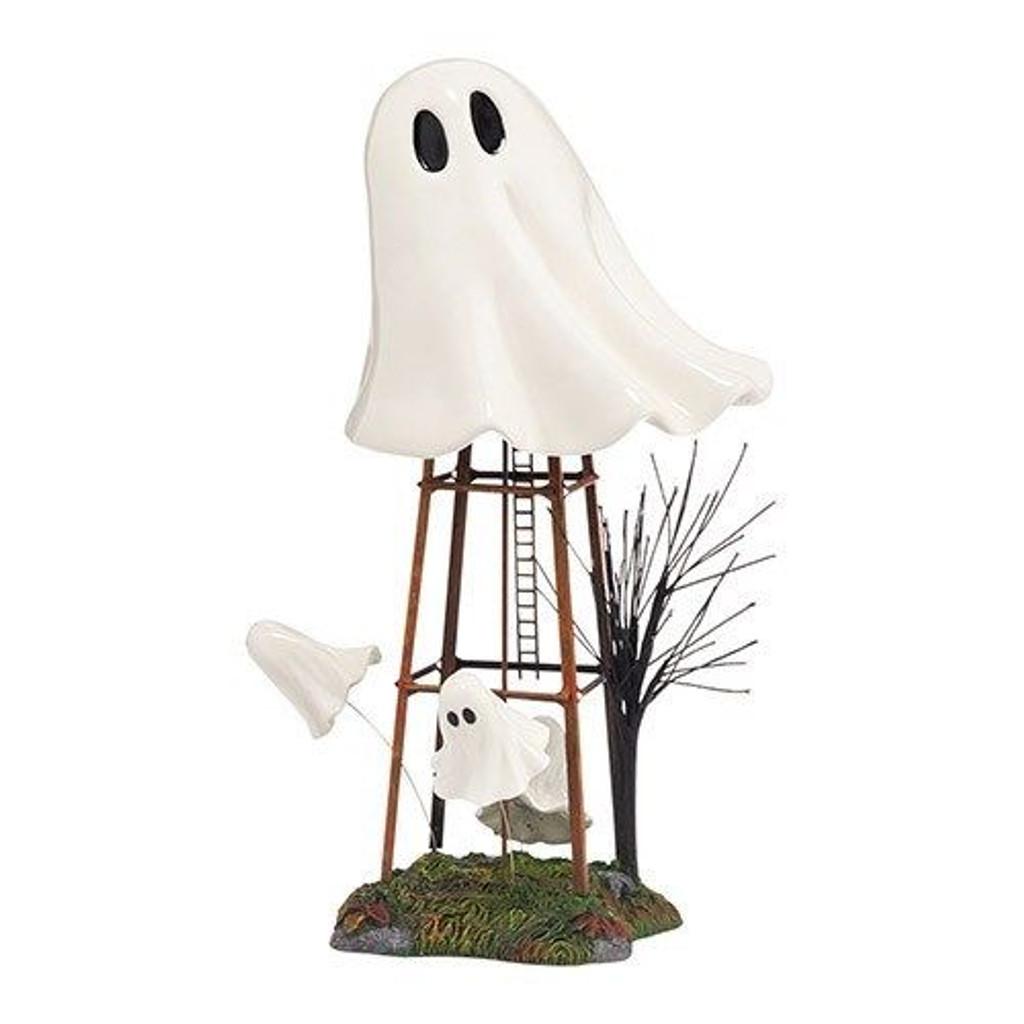 Department 56 - Halloween Village - Haunted Water Tower