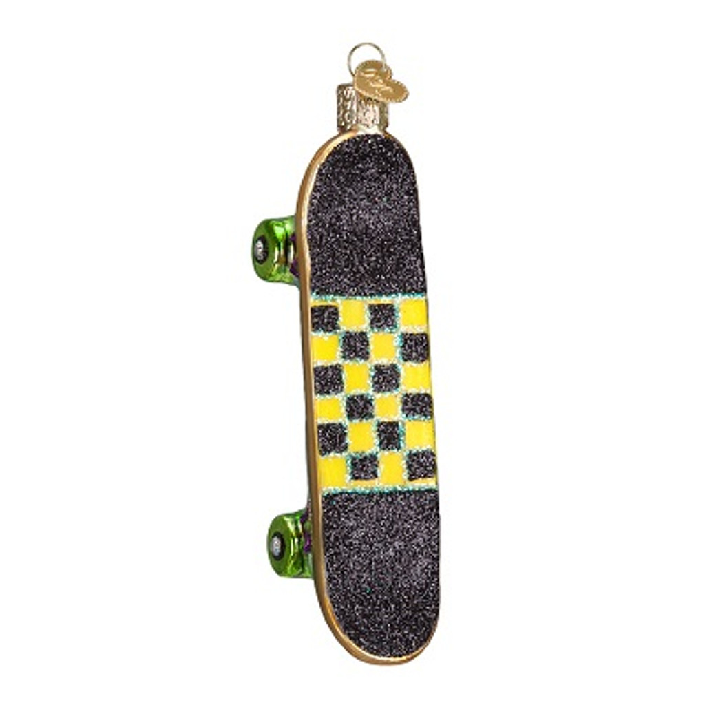 Old World Christmas -Skateboard Ornament