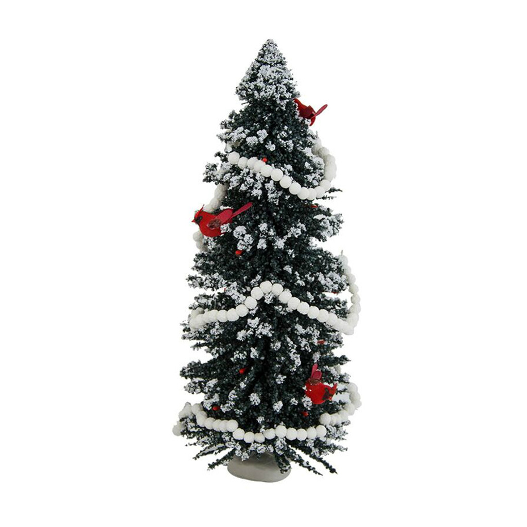 2017 Byers Choice - 16 inch Tree with Cardinals