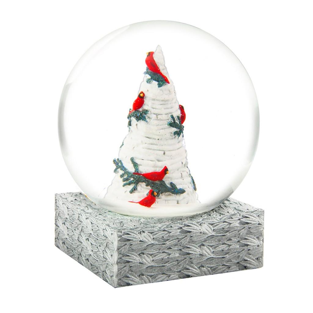 *2017* Woodland Tree Snow Globe