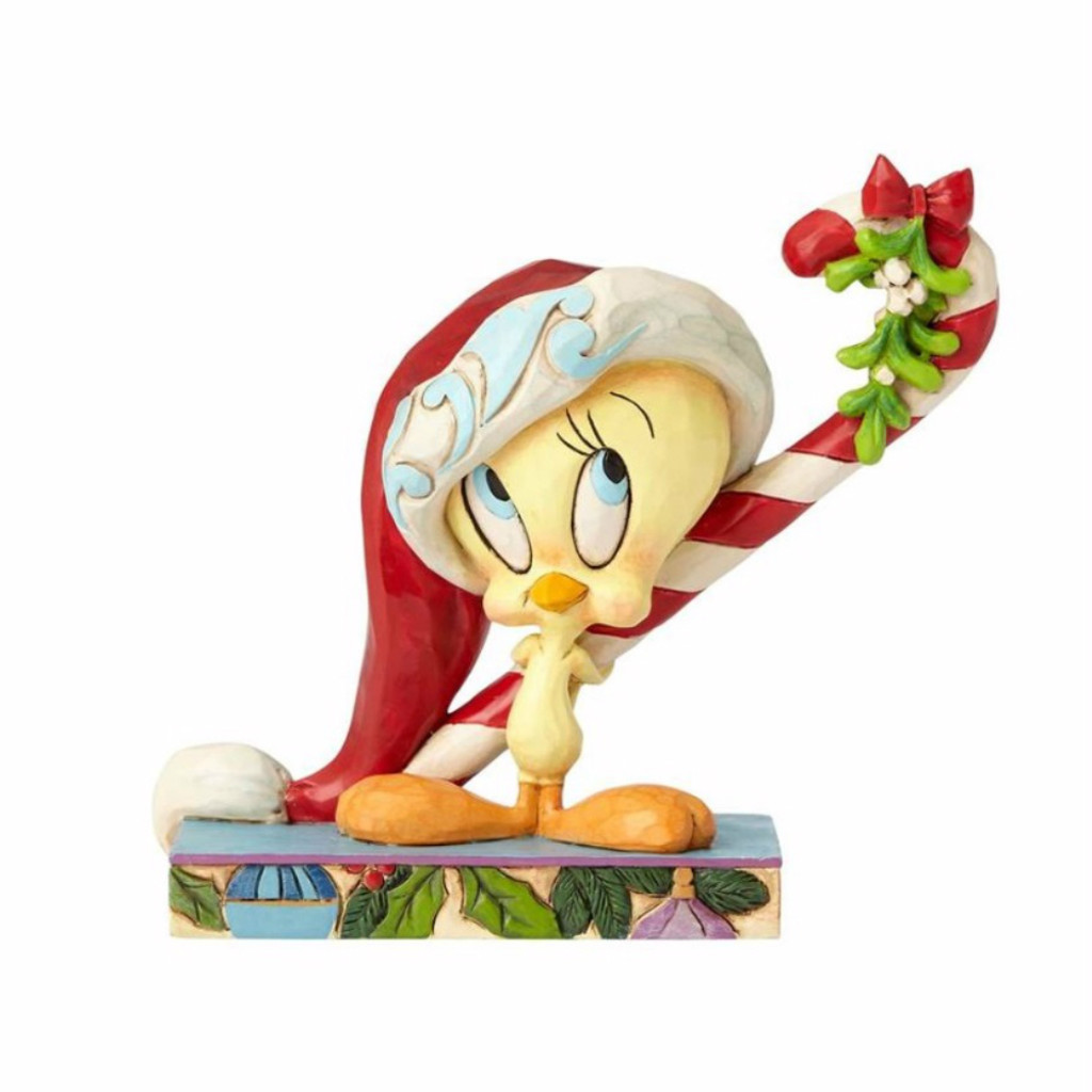 *New for 2017* Jim Shore - Looney Tunes - Candy Cane Cutie Christmas Tweety