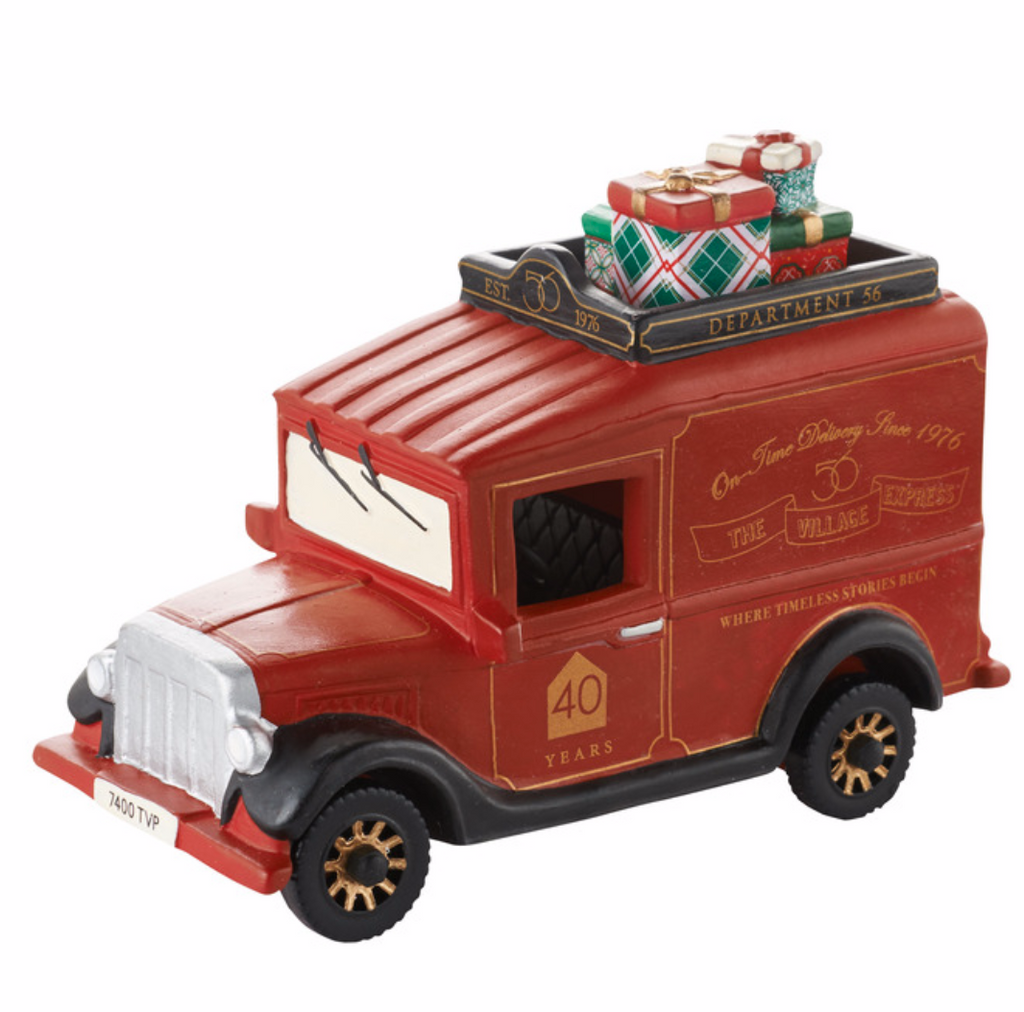 Department 56 - *2016 Village Express Van - 40th Anniversary