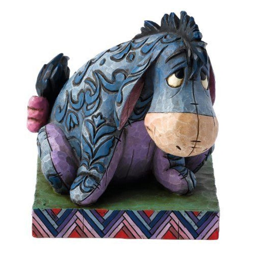 Jim Shore Disney Traditions - EEYORE Figurine