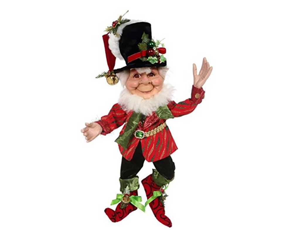 Mark Roberts-Small Bah Humbug Elf