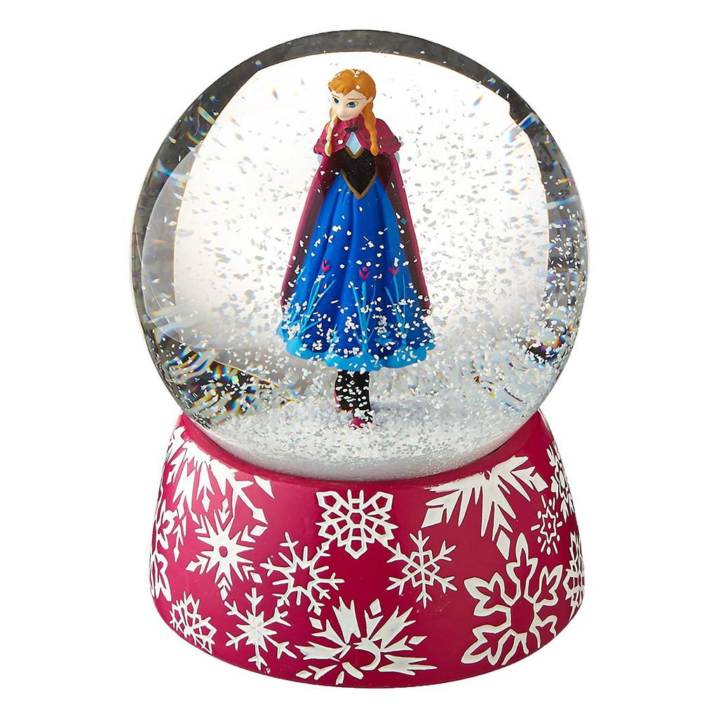 Frozen Princess Anna Snow Globe