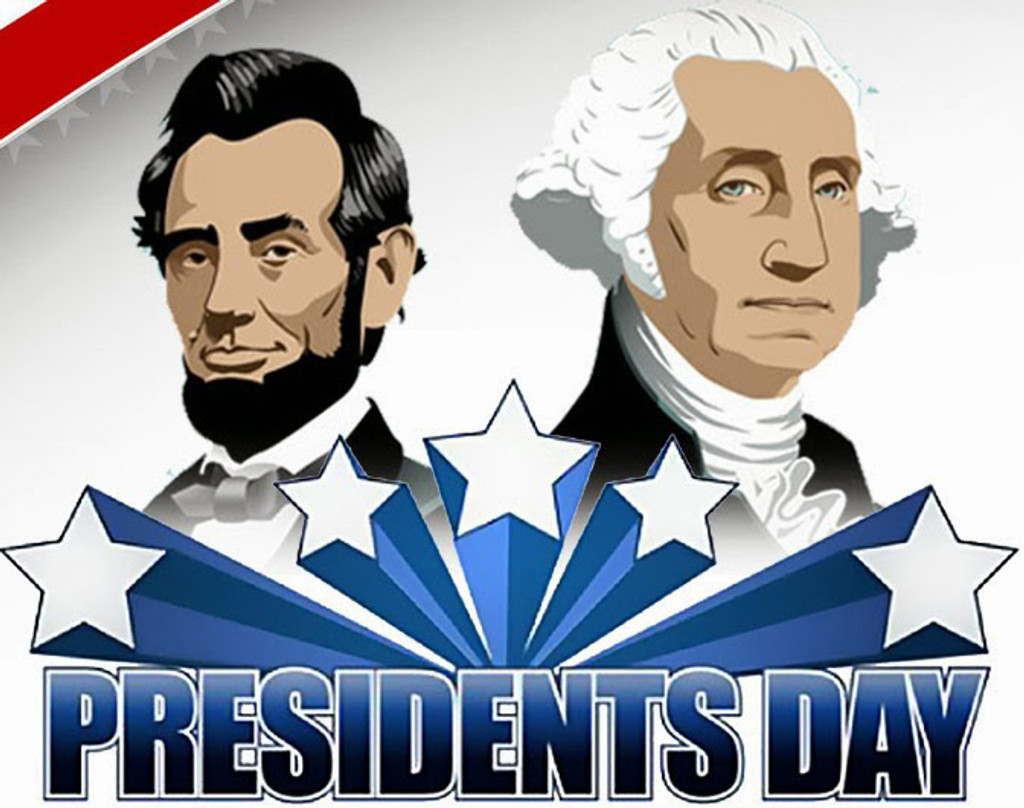 PRESIDENT'S DAY SALE, NOW ON!!