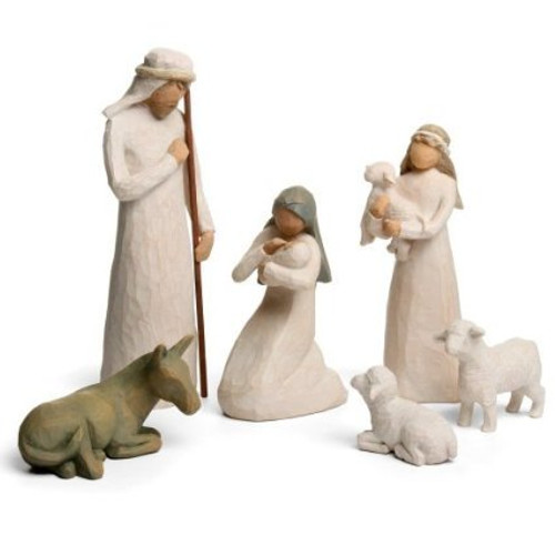 Willow Tree Nativity Set of 6