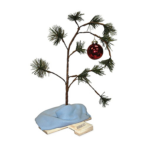 23'' Plays MUSICAL Tune, Charlie Brown Christmas Tree