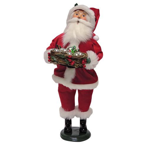 2016 Red Velvet Santa