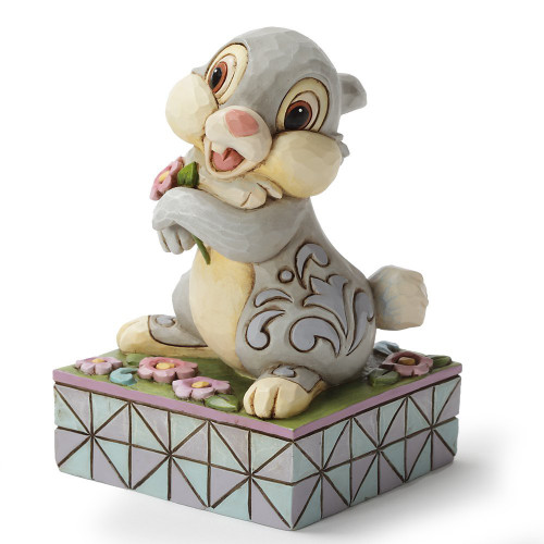 "Jim Shore Disney Traditions - Thumper ""Spring Has Sprung"""