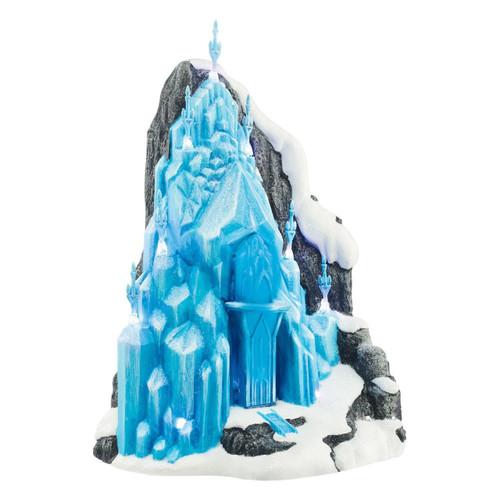 Department 56- Frozen Village- Elsa's Ice Castle