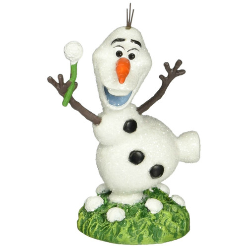 Department 56- Frozen Village- Olaf in Summer Accessory