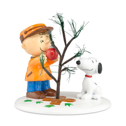 Department 56 - Peanuts Village - The Perfect Tree