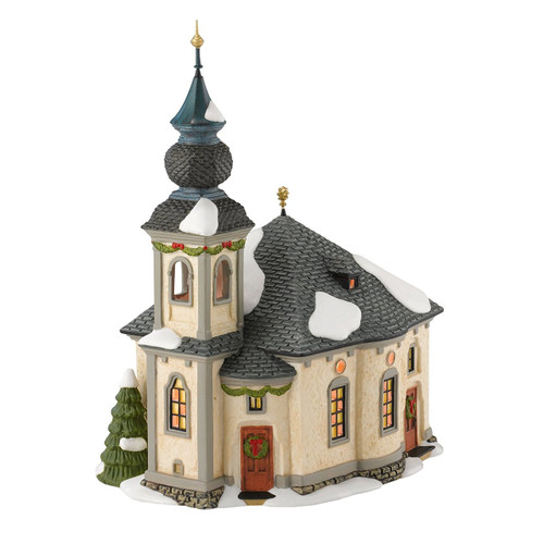Department 56--Alpine Village--Ave Maria Chapel