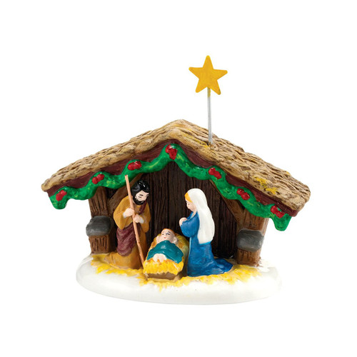 Department 56--Snow Village--Nativity Accessory